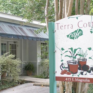 Terra Cotta Cafe