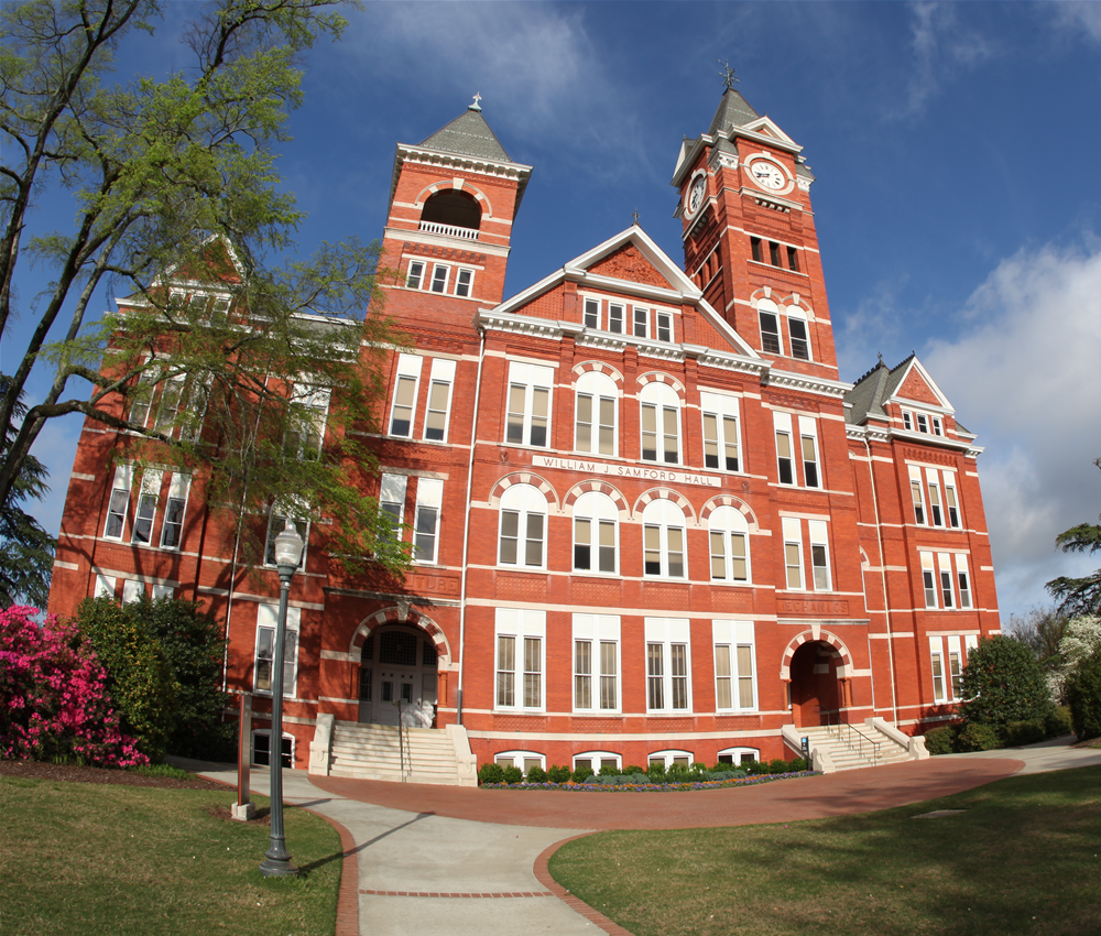 Auburn University Locker Room Tours