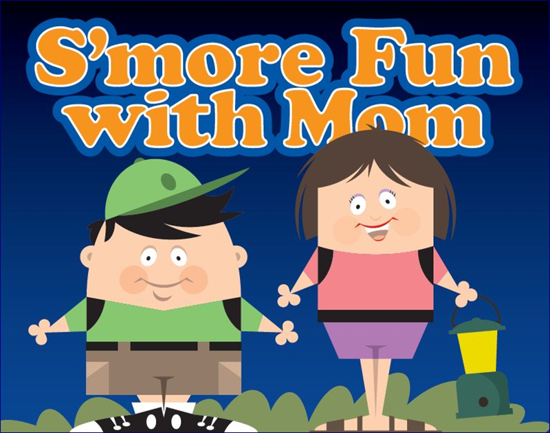 S'more Fun with Mom