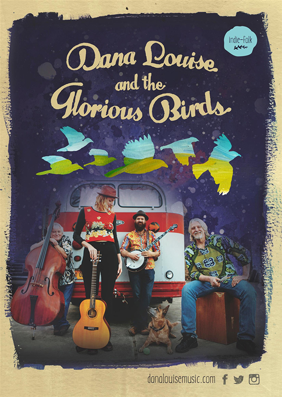 Dana Louise and the Glorious Birds perform at Perch