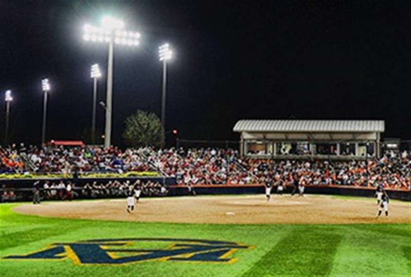 Auburn Softball hosts NCAA Super Regionals
