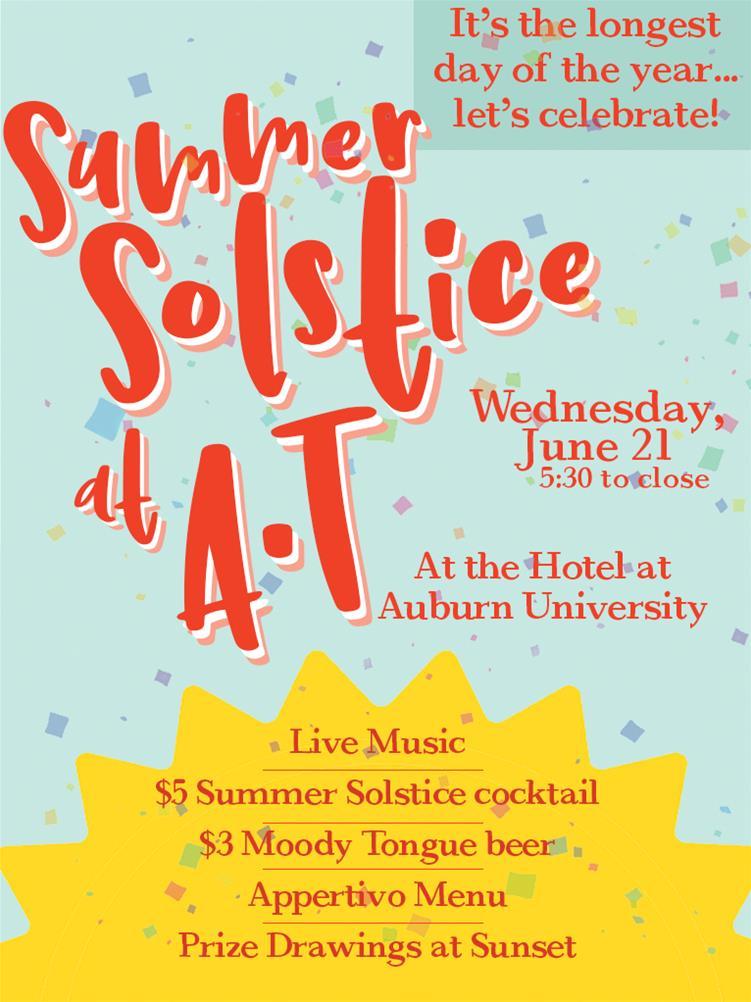 Summer Solstice at A·T