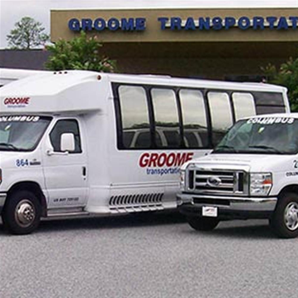 Groome transportation for Airport motors inc auburn al