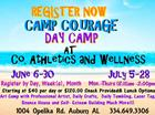 Camp Courage at Co. Athletics
