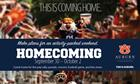 Auburn University Homecoming Parade, Pep Rally and Concert