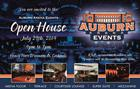 Auburn Arena Events Open House