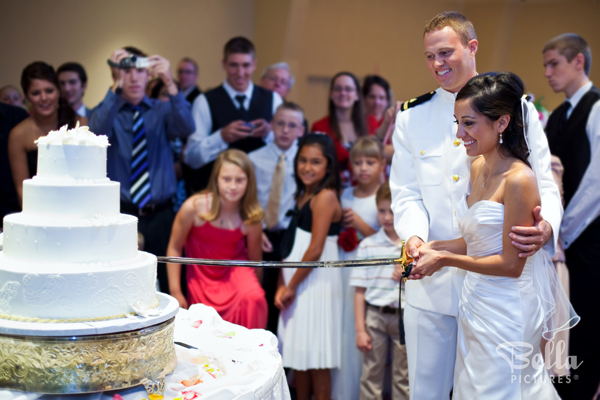 Military wedding tips