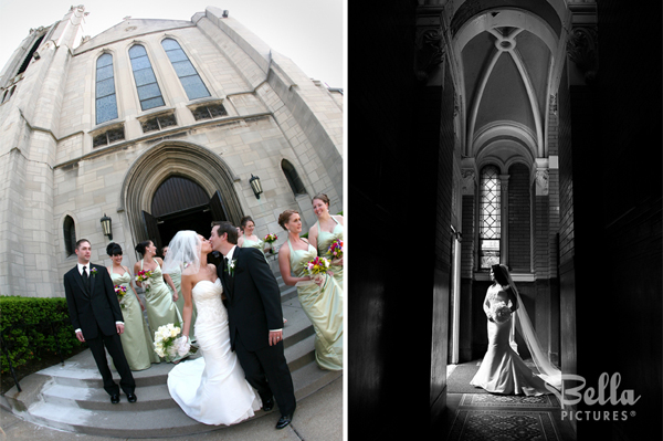 Great Church Wedding Shots