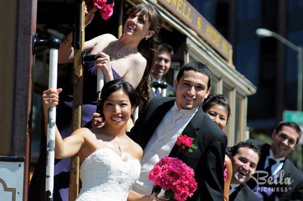 Fun wedding transportation ideas