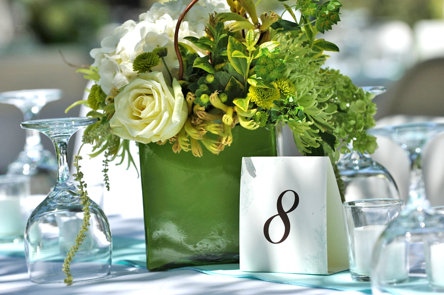 earth day green wedding 2