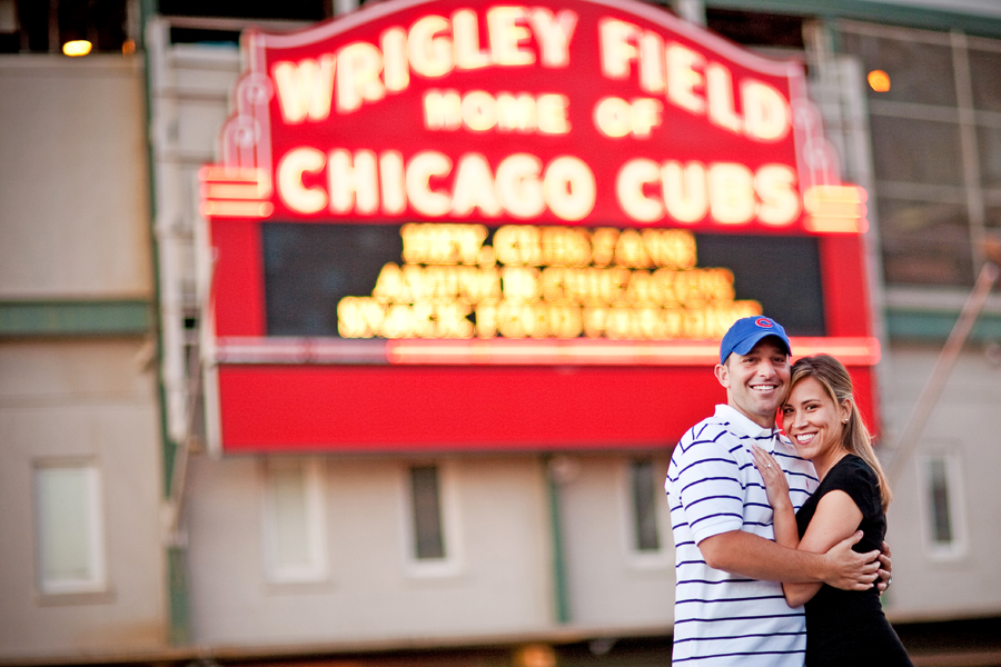 Chicago Illinois Engagement Session photography 10