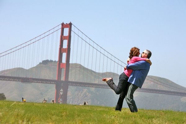 San Francisco California engagement photography 01