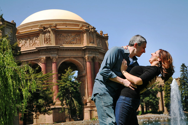 San Francisco California engagement photography 07