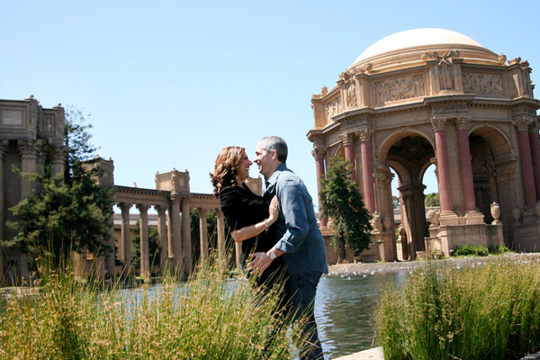San Francisco California engagement photography 13