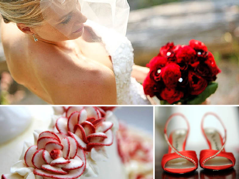 red and white inspiration board photography 01