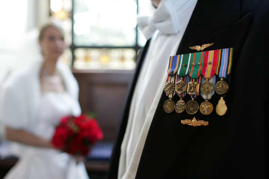 Military wedding photography 01