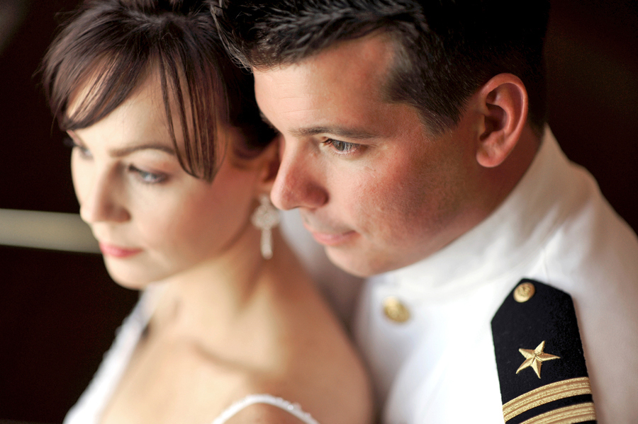 Military wedding photography 04