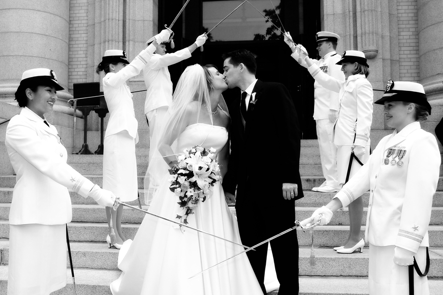 Military wedding photography 05
