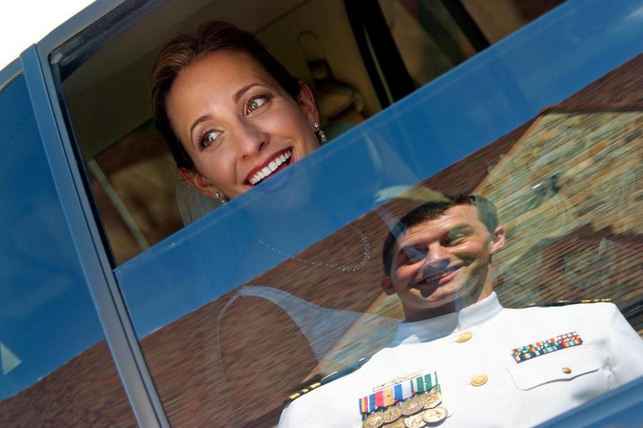 Military wedding photography 06