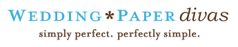 wedding paper divas logo