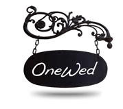 one wed logo