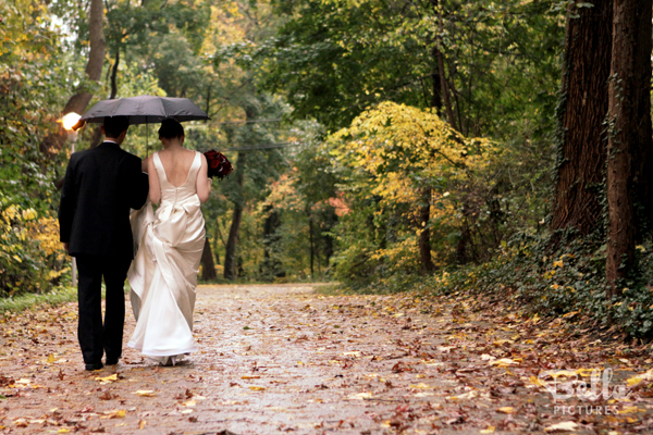 Share Your Rainy Day Wedding Photos and Stories