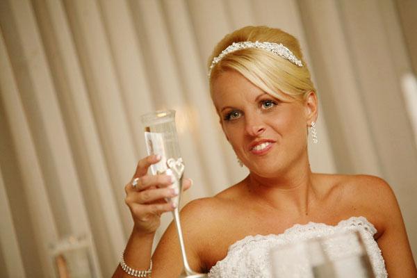 bridal toast