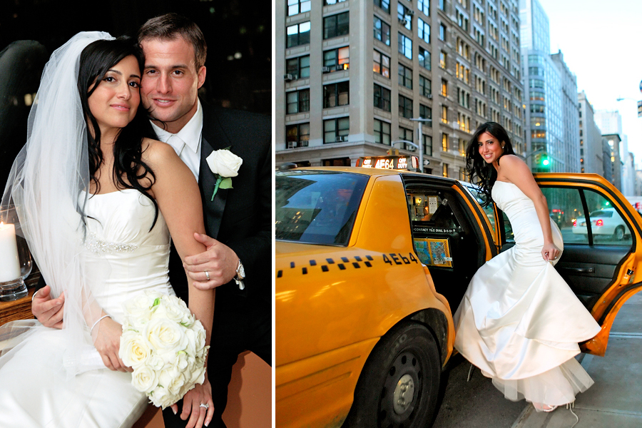 New York City Real Wedding Photography 7