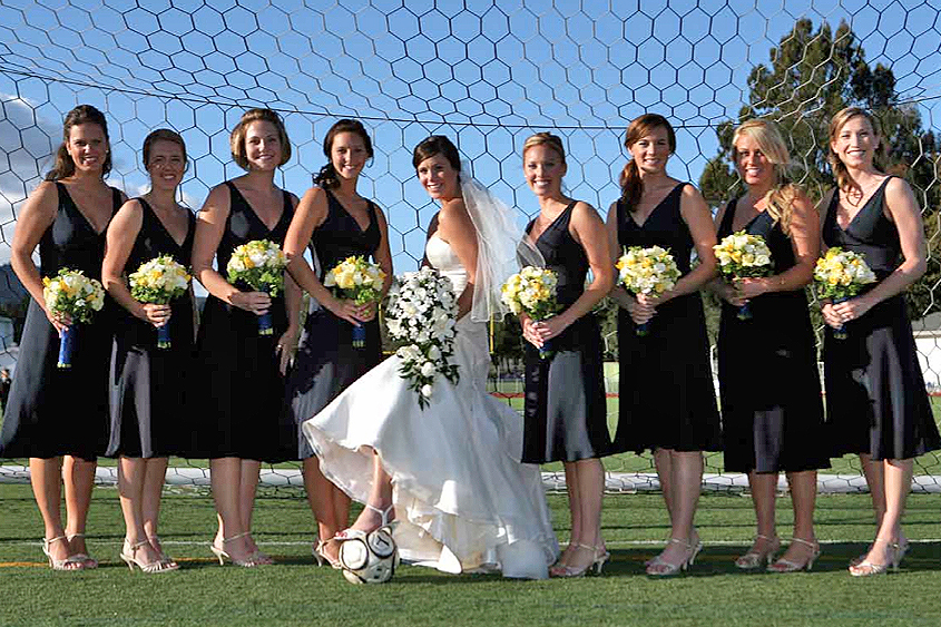 Soccer Wedding Photography 02