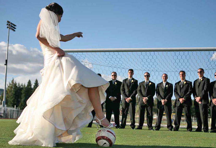 Soccer Wedding Photography 03