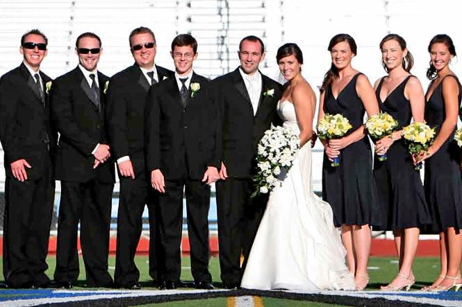 Soccer Wedding Photography 04
