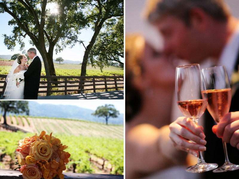br cohen outdoor winery wedding
