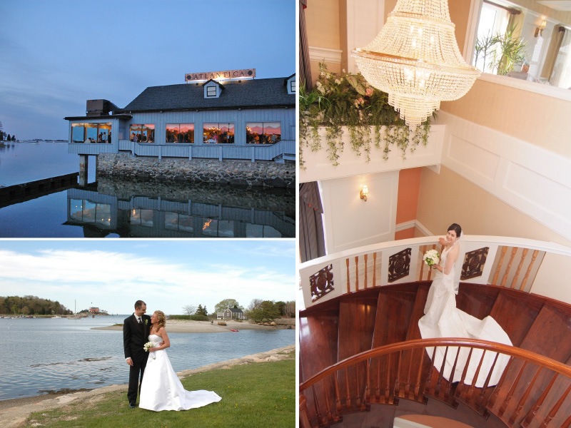 Cohesset Harbor Inn wedding venue