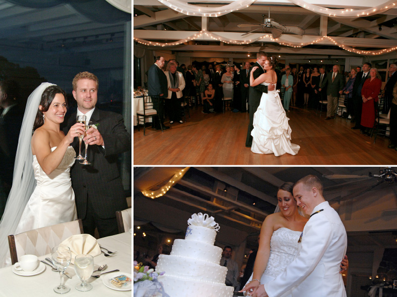 cohasset harbor inn wedding reception