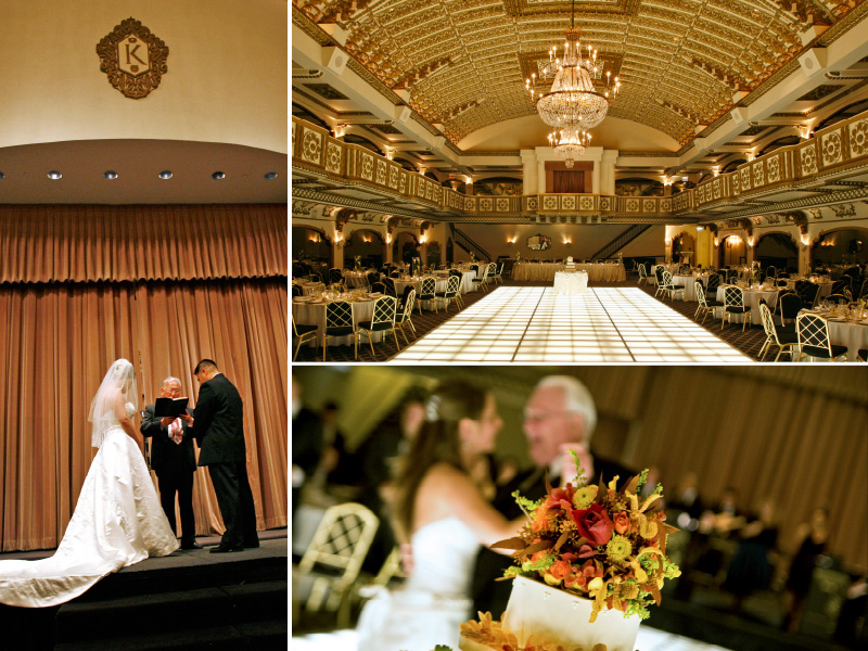 Millennium Knickerbocker Hotel Wedding