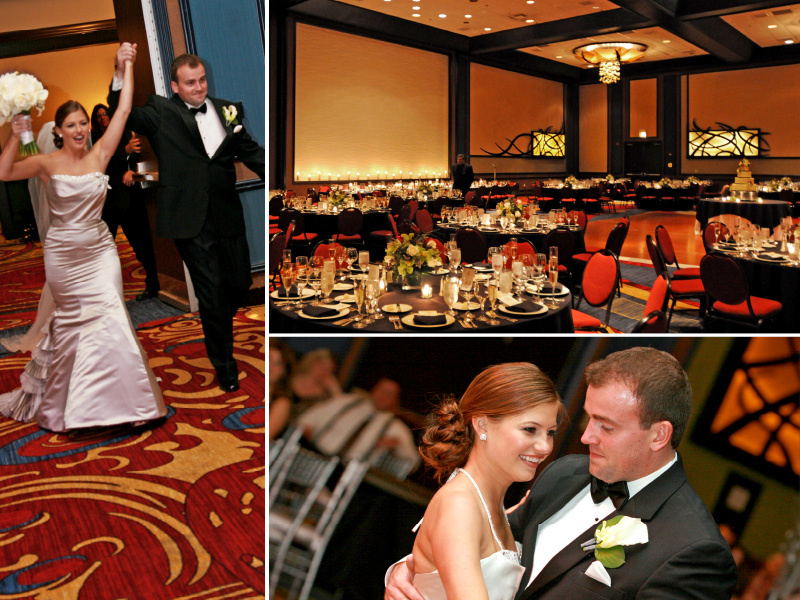 Chicago Marriott Magnificent Mile wedding photo 02