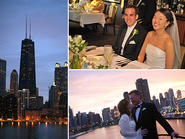 odyssey cruises chicago wedding