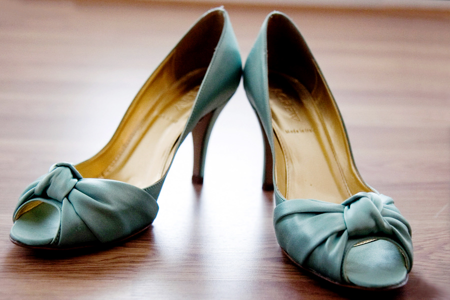 Wedding Shoes Photography 01