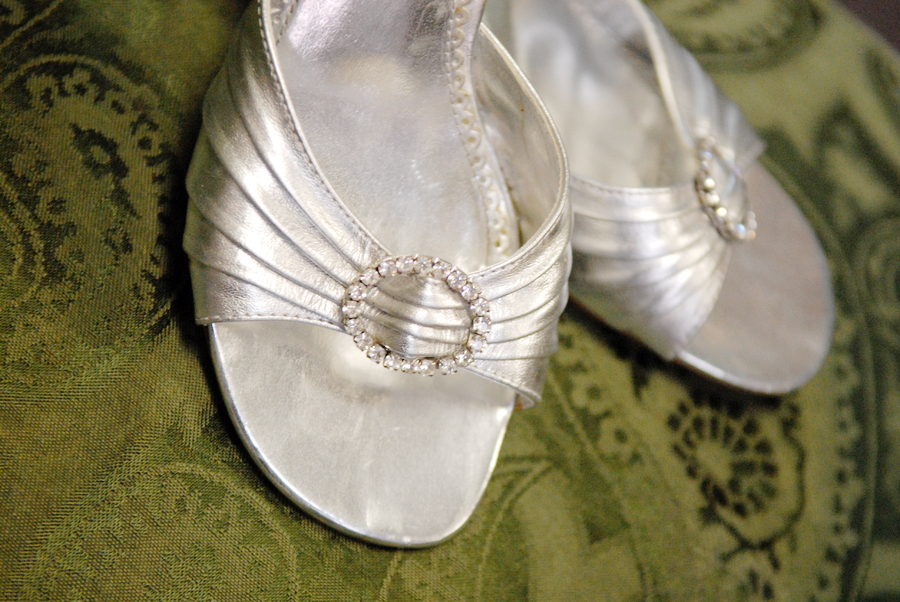wedding shoes photography 11