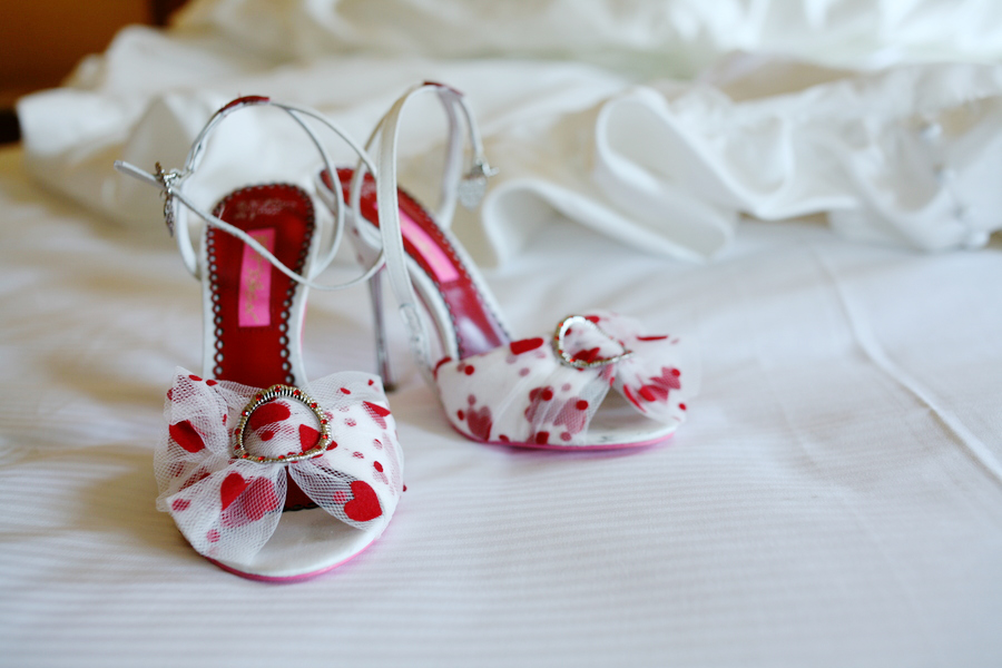 wedding shoes photography 12