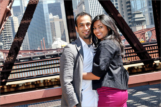 engagement photography chicago illinois