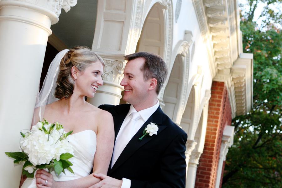 Parish atlanta wedding