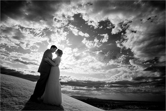creative wedding photography by Bella Pictures