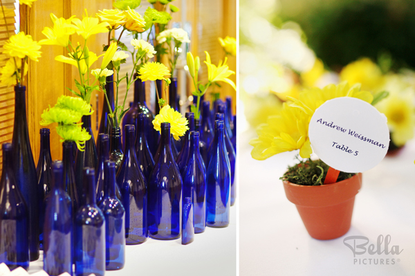 Wedding centerpiece alternatives