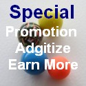 Adgitize - get traffic and earn more money