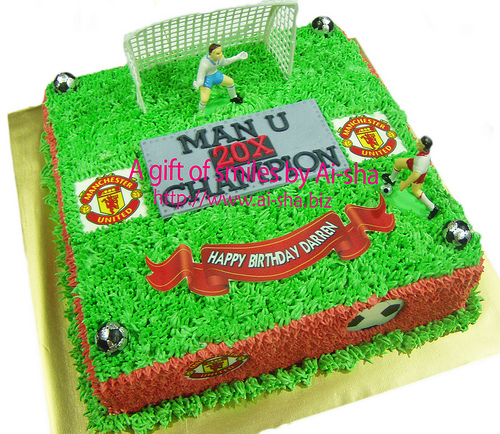 Birthday Cake Edible Image MU