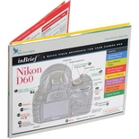 Nikon D60 inBrief Laminated Card