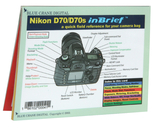 Nikon D70 inBrief Laminated Card