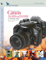 Introduction to the Canon Rebel XSi / 450D and XS / 1000D