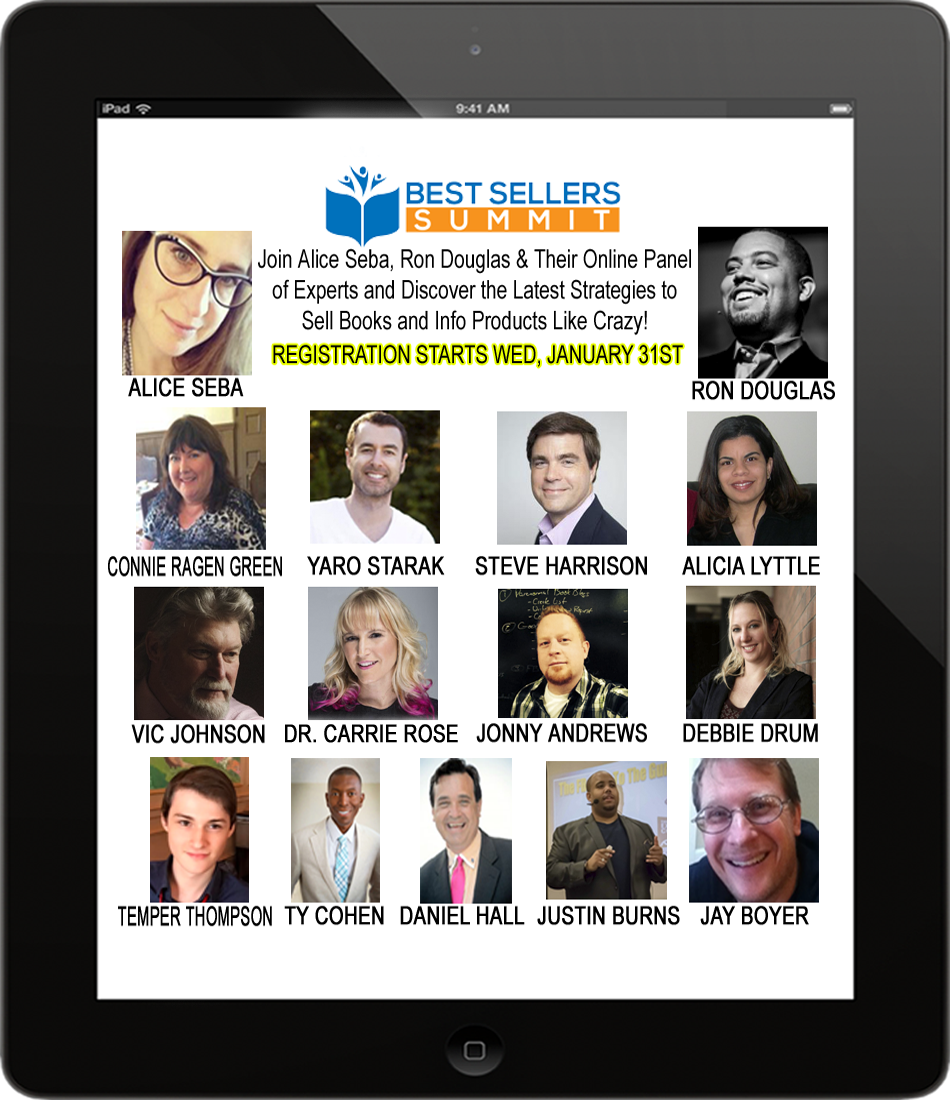 Best Sellers Summit with Ron Douglas and Alice Seba Download